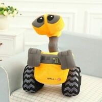 10'' Cartoon Thinkway Wall-E Robot Soft Stuffed Animal Plush Toy Doll Kid Gift