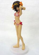 "NEW! HARUHI SUZUMIYA / PINK BIKINI Figure 5"" 12cm SOLID PVC BANDAI HGIF/UK DSP"
