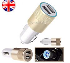 Apple iPhone 6/6S/5/5S/5C In Car Supper Fast Dual Port LED Car Charger