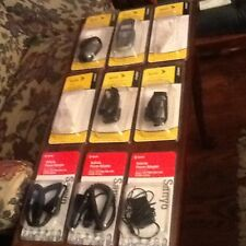 9 Sprint - Power Adapters - Carrying Cases - Holsters - In Original Packaging