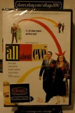 All About Eve New Dvd Free Shipping!