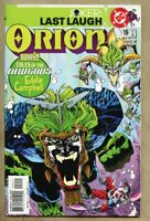 Orion #19-2001 fn 6.0 New Gods Joker Last Laugh / Darkseid