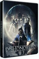 Dishonored 2 Collectors Edition STEELBOOK CASE ONLY NO GAME Bethesda Games