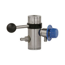 More details for suttner st168 foam injector chemical lever valve air food grade stainless steel