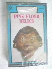 PINK FLOYD RELICS RARE CASSETTE INDIA