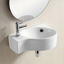Aufsatzwaschbecken gäste wc oval  Ovale Badezimmer-das Handwaschbecken günstig kaufen | eBay