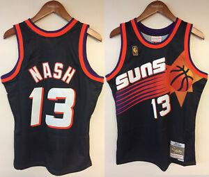 Steve Nash Phoenix Suns Mitchell & Ness NBA Rookie 1996-1997 Authentic Jersey