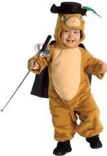 Shrek Puss N' Boots Cat Bandit Cute Halloween Infant Toddler Child Costume New