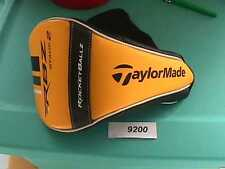 TaylorMade RBZ Stage 2 DRIVER Head cover USED  # 9200