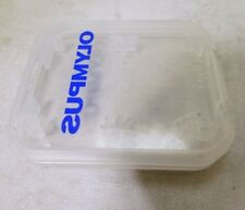 Olympus Storage Case Organizer Holder Protection Plastic xD-Picture Card M
