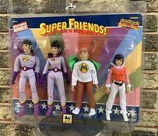 2017 Figures Toy Co Super Friends Legion Doom 4 Pack 026/050 Wonder Twins Marvin