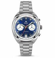 ZODIAC GrandRally Mens Swiss Made Mens Watch NEW! ZO9601