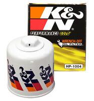 HP-1004 K&N OIL FILTER AUTOMOTIVE (KN Automotive Oil Filters)