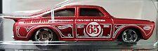 Hot Wheels 2014 Cool Classics '65 Volkswagen Fastback Spectrafrost Red 1965 VW