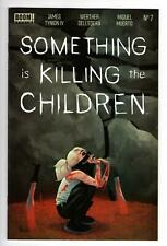 SOMETHING IS KILLING THE CHILDREN #7 REGULAR COVER LIMITED DISTRIBUTION BOOM 1st