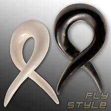 Horn Bone Expander Twister dehnungsspirale piercing spirale plug flesh tunnel bh