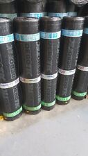 HIGH GRADE 4.5mm Thick!! TORCH ON Roofing Felt SBS GREEN Mineral RRP £75