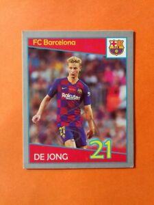 Frenkie de Jong Barcelona F.C.CHAMPIONS LEAGUE 2019-20  ABE-PRO MONT