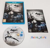 Nintendo Wii U - Batman Arkham City Armored Edition - PAL