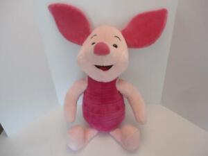 "Disney Winnie the Pooh 30"" Plush Doll by Mattel 1990s PIGLET"