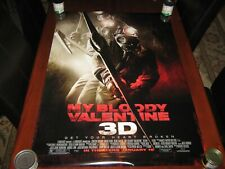 My Bloody Valentine 3D 2009 Movie Poster