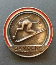 Insigne Samoens  ski