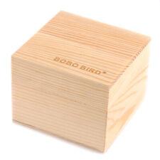Luxury BOBO BIRD wooden Present Box for watches or jewellery Wood Present Box