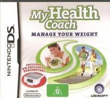 My Health Coach - Manage Your Weight ! Nintendo DS Game !