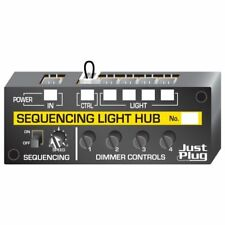 Woodland Scenics 5680 Just Plug SEQUENCING LIGHT HUB - NIB