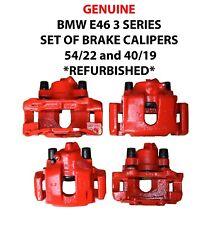BMW F30 330d  Rear Passenger Brake Caliper and carrier   22//1R