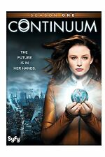 Continuum: Season 1 [DVD Set, Science Fiction Action, Region 1, 2-Disc] NEW