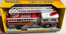 Tonka Mighty Fleet Lights and Sounds Ladder Truck NEW 'Sullys Hobbies'