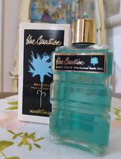 VTG NIB Roger & Gallet BLUE CARNATION (OEILLET BLEU) Perfumed Bath Oil 2 Oz RARE