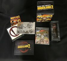 Borderlands 2 Deluxe Vault Hunter's Collector's Edition PlayStation 3 PS3 New