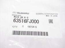 Genuine OEM Subaru 63516FJ000 Rear Liftgate Weatherstrip Seal