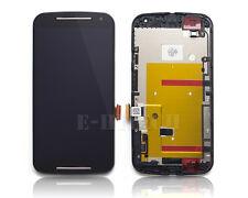 Motorola Moto G 2nd Gen Complete LCD Black Frame Touch Screen Digitizer  XT1068