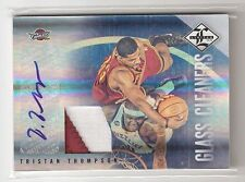 TRISTAN THOMPSON 12/13 Limited glass cleaner patch auto RC #17 serial #09/10