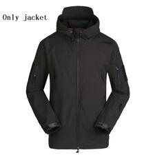 Tactical Shark Soft Shell Jacket Hoodie Men Military Thermal Coat + Pants Select