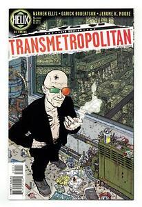 Transmetropolitan #1 VF- 7.5 1997