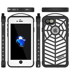 Robotek [Widow] Waterproof IP-68 Hybrid Shockproof Case Cover For Apple iPhone 8