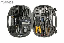 Syba 145 Piece Universal Computer/ Laptop/PC Tech Repair Tool Kit, SY-ACC65034