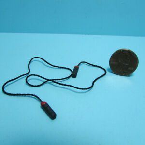 Dollhouse Miniature Jump Rope with Plastic Handles IM65664
