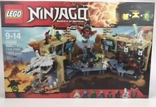 LEGO Ninjago Samurai X Cave Chaos (70596) Masters of Spinjitzu NEW in Box
