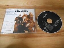 CD Metal Papa Roach - Last Resort (4 Song) MCD DREAMWORKS sc