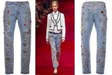 Dolce &Gabbana Embellished Jeans Size UK 6 IT 38 US 2 RRP £6250