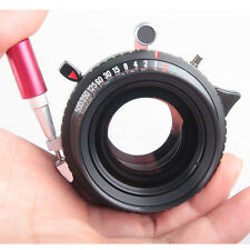 New Large Format Shutter Release Button For Rodenstock Schneider Fujinon Nikkor