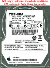 PCB G002825A - Toshiba MK5065GSXF - HDD2L13 P TN01 T - C0/GV108B - 500Go