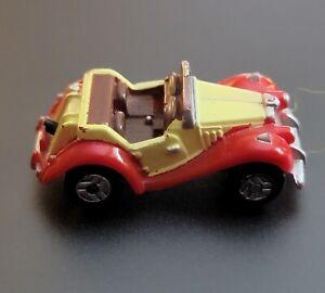 Micro Machines MG TF 1954 Roadster Convertible T Series Galoob
