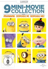 Various - Minions Mini Movies - 9 Mini-Movies Collection, 1 DVD