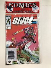 GI Joe A Real American Hero 3-Pack Comics #59, 60, 61 New in Polybag CGC Quality